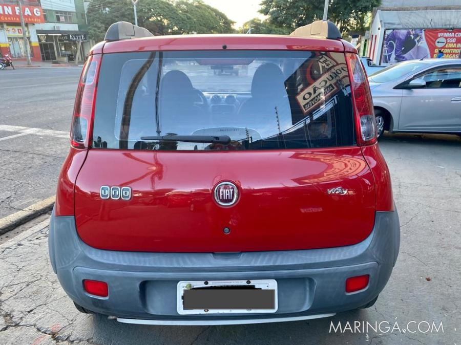 Fiat Uno Way 1.0 Flex Completo  - 2014