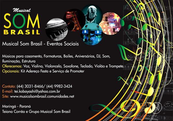 Imagem do anuncio DJ Banda Musical Som Brasil Casamentos Cerimonial