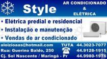 Imagem do anuncio Ar Condicionado / Eletricista / Tuta