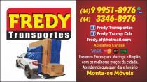 Imagem do anuncio Faço Frete..Aceito Cartões, Crédito e Débito..