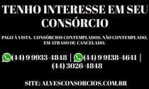 Imagem do anuncio COMPRO SEU CONSORCIO  CARTA DE CREDITO