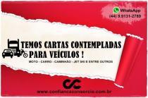 Imagem do anuncio CARTA CONTEMPLADA PARA VEÍCULOS