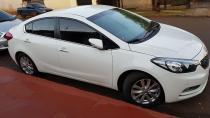 Imagem do anuncio Kia Cerato Sx 1.6 flex Aut 2013 2014 Branco