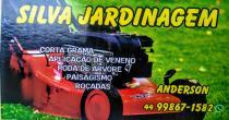 Imagem do anuncio JARDINAGEM E ROÇADAS, PAISAGISMO