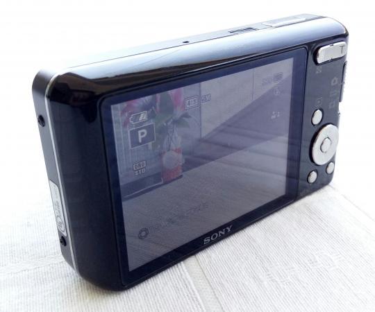 Câmera Sony DSC-W570