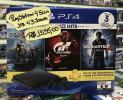 Imagem do anuncio PlayStation 4 Slim 1TB c/ 3 Jogos ( Seminovo Conservado)