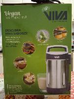 vegan milk machine~ faz sopa, sucos , leite de grãos