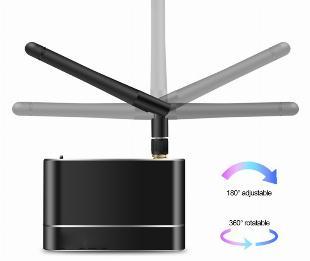 Transmissor de Vídeo Sem Fio (Chromecast)