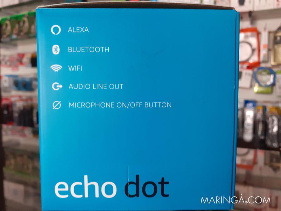 Alexa ou Google Next em Maringá