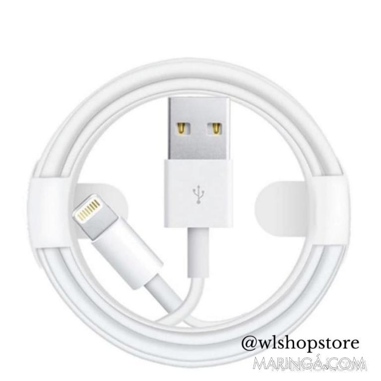 Cabo USB Carregamento Iphone