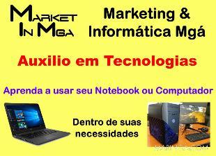 Imagem do anuncio Auxilio em Tecnologias