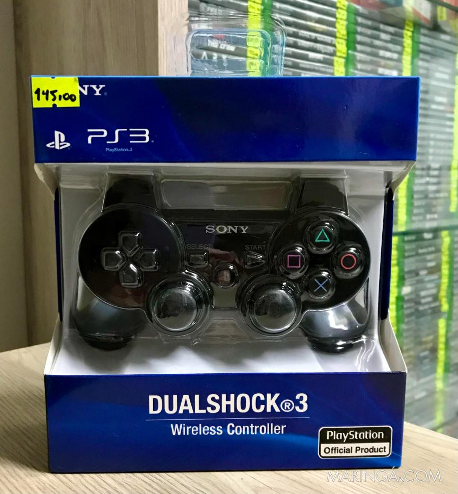 Controle para PlayStation 3