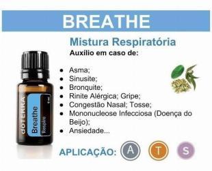 Óleo Essencial Doterra Breathe - 5x S/ Juros!!