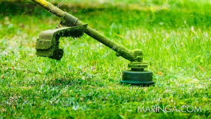 Roçada de terrenos e gramados apartir 80,00