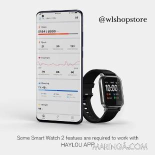 Relógio Inteligente Haylou LS02 Xiaomi