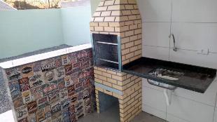 Casa em Mandaguaçu - com garagem coberta, corredor lateral, em Mandaguaçu: churrasqueira + área gourmet, com acabamentos Top.