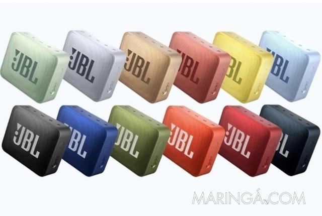 Caixa de som JBL Go 2 Portátil - 12x S/Juros!!