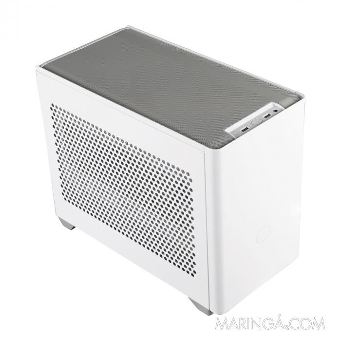 GABINETE MASTERBOX NR200 - MINI-ITX - SFX - WHITE - MCB-NR200-WNNN-S00 SKU 35455