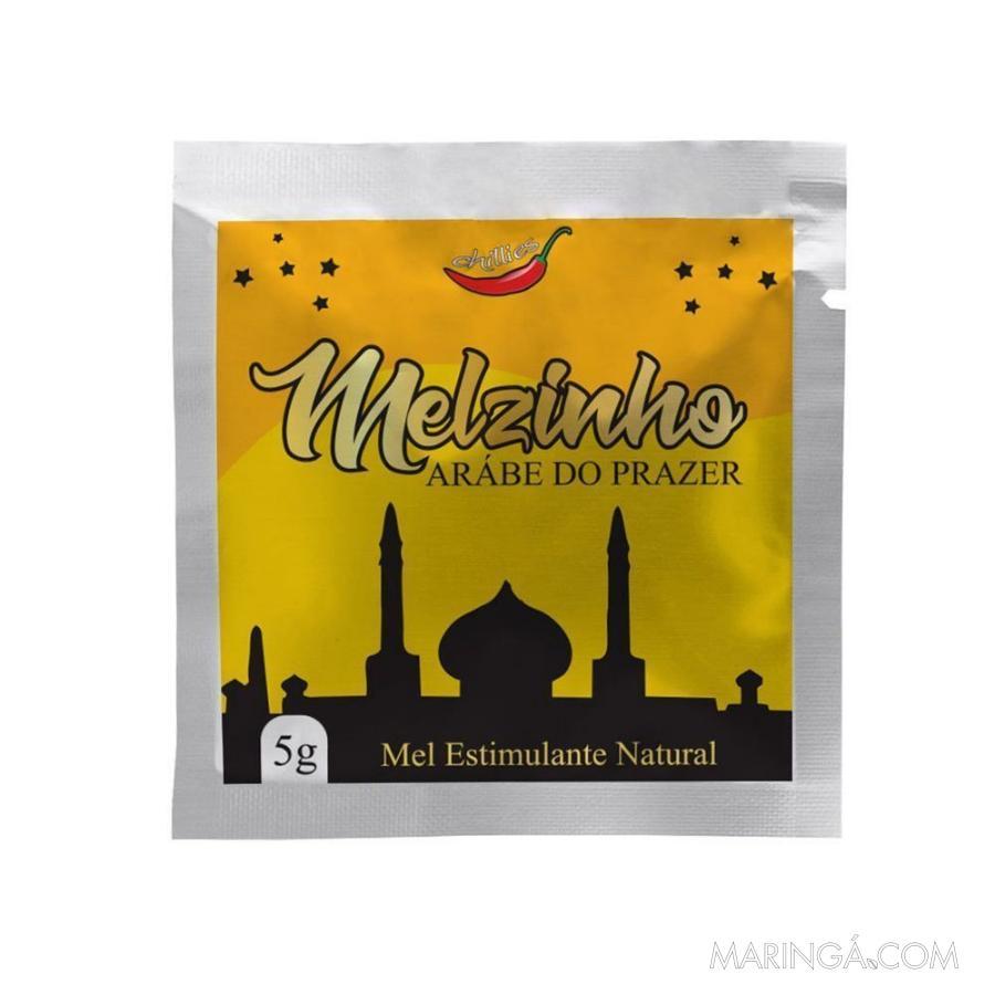 Melzinho Árabe do Prazer - Estimulante Natural