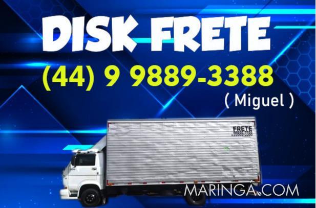 FRETE - Maringá e Região