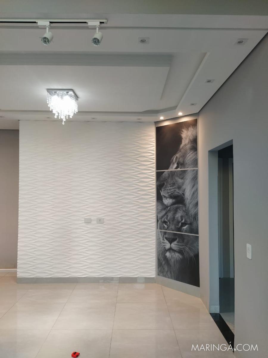 Casa no Jardim Real com 3 quartos, Closet e banheira de hidromassagem