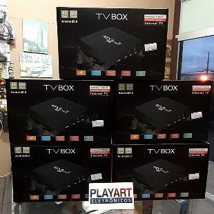 Tv Box em Maringá 12x 28,33 no Cartão de credito