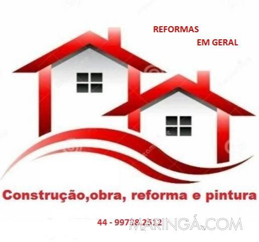 ***REFORMA DE CASAS  E CONSTRUÇÃO
