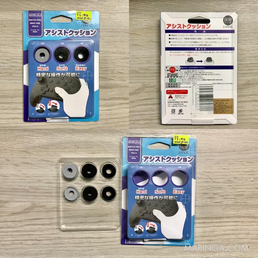Control Shot (Anel de Precisão) para PS4/PS5/XBOX ONE e SWITCH