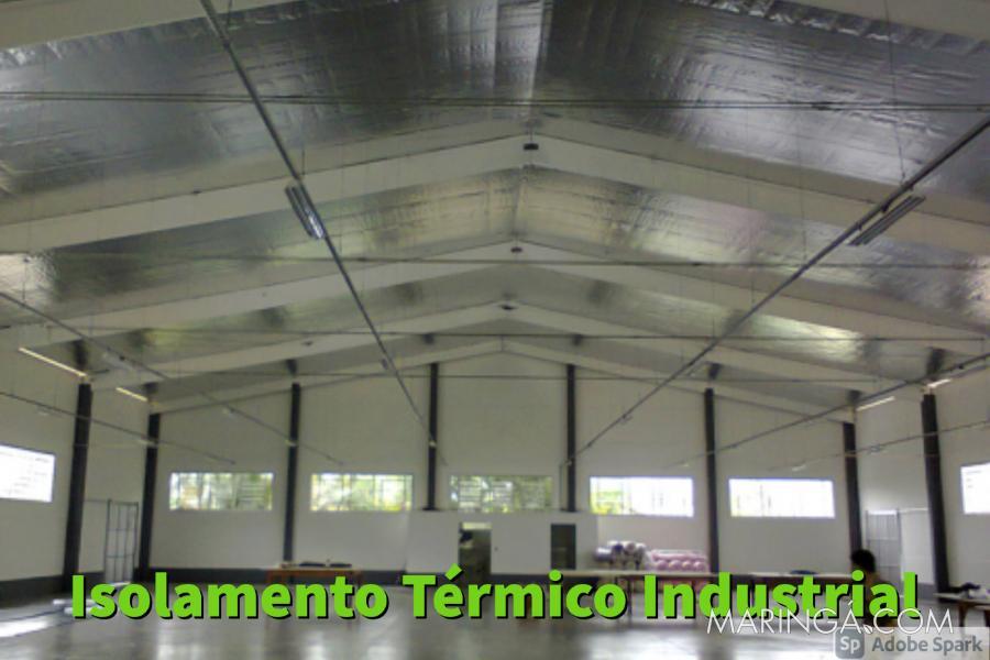 (Maringá Clean) Comercial, residencial e industrial.