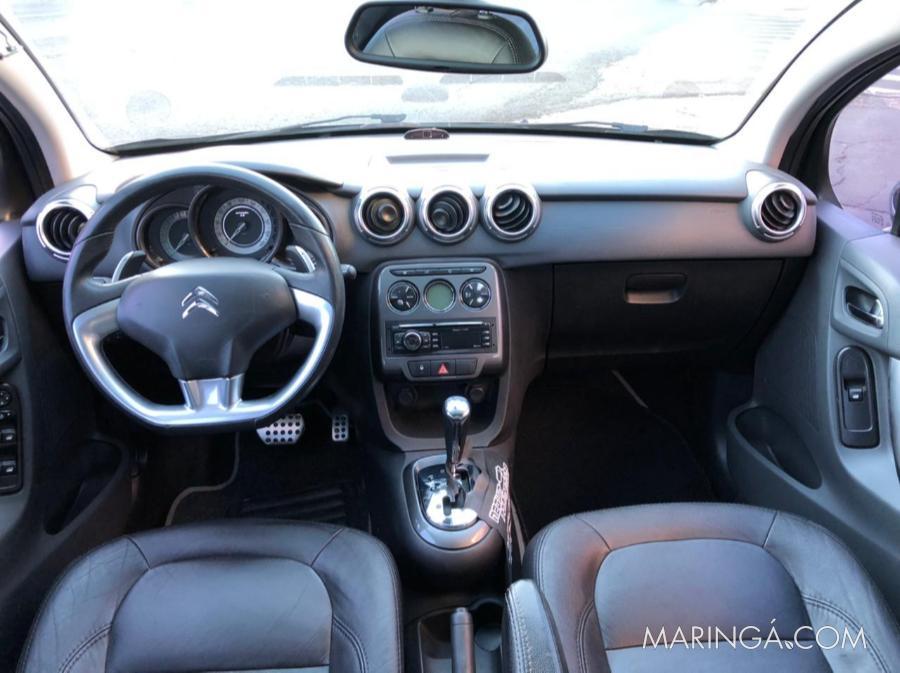 Citroen C3 Exclusive 1.6 Flex - 2013 (Automático)
