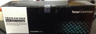 Toner compatível HP CB435A CB436A CE285A Universal