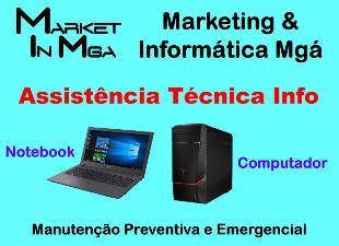 Imagem do anuncio Assistência Técnica Info