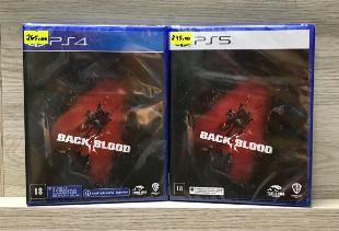 BACK 4 BLOOD - PS4 / PS5