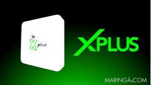 X Plus em Maringá 12x 57,50 no Cartão de credito