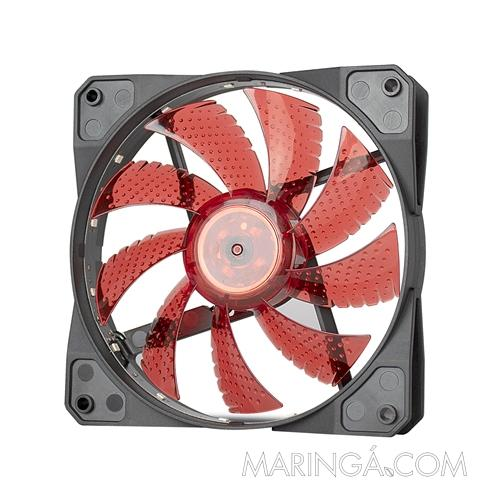 Cooler Fan Evolut PolarWind 120MM - 1100RPM - 5x S/Juros!!