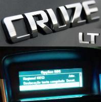 Display cruze LT - 2015