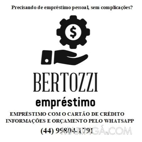 DINHEIRO PELO CARTÃO DE CRÉDITO