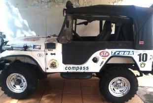 Imagem do anuncio Jeep Willys - somente venda