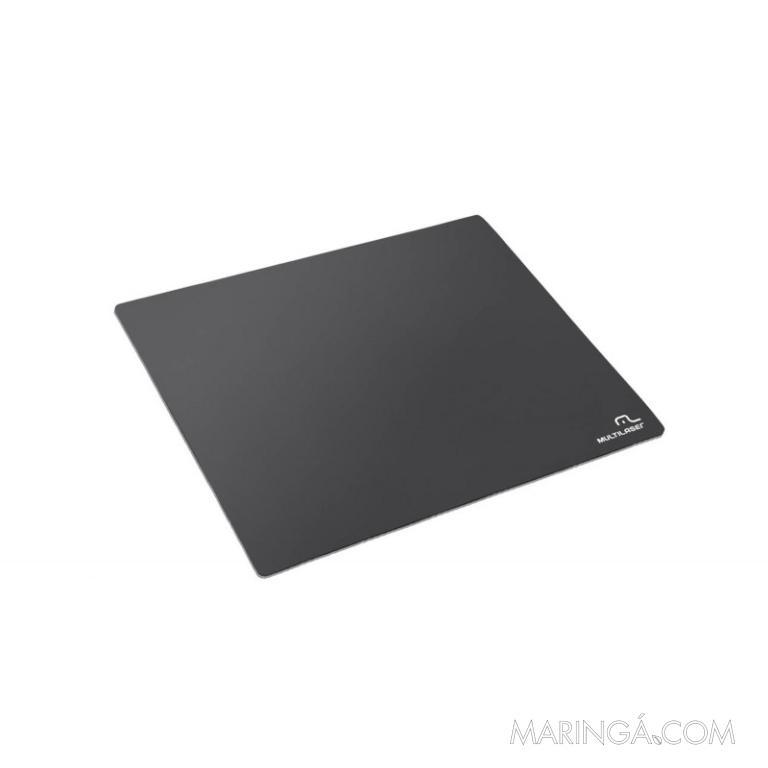 Mouse Pad Multilaser Ac027 Preto