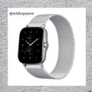 Pulseira Metal para Relógio Smartwatch 20MM