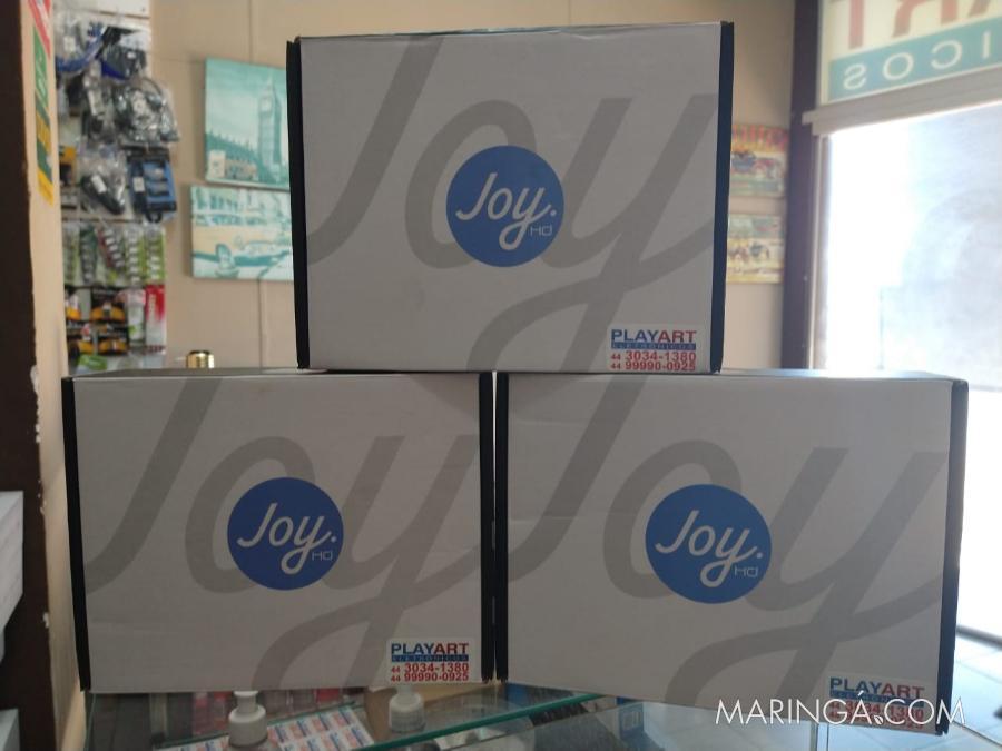 Htv 7 em Maringá 12x 125,00 no cartão de credito
