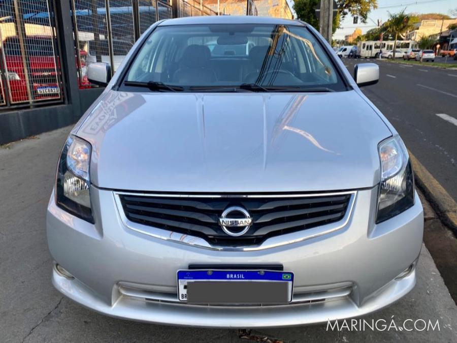 Nissan Sentra 2.0 S Flex Completo - 2013