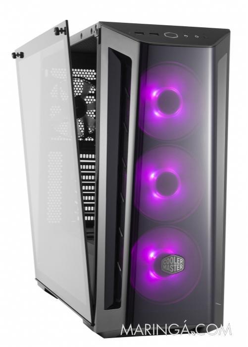 GABINETE MASTERBOX - MB520 RGB - MCB-B520-KGNN-RGB SKU 31505