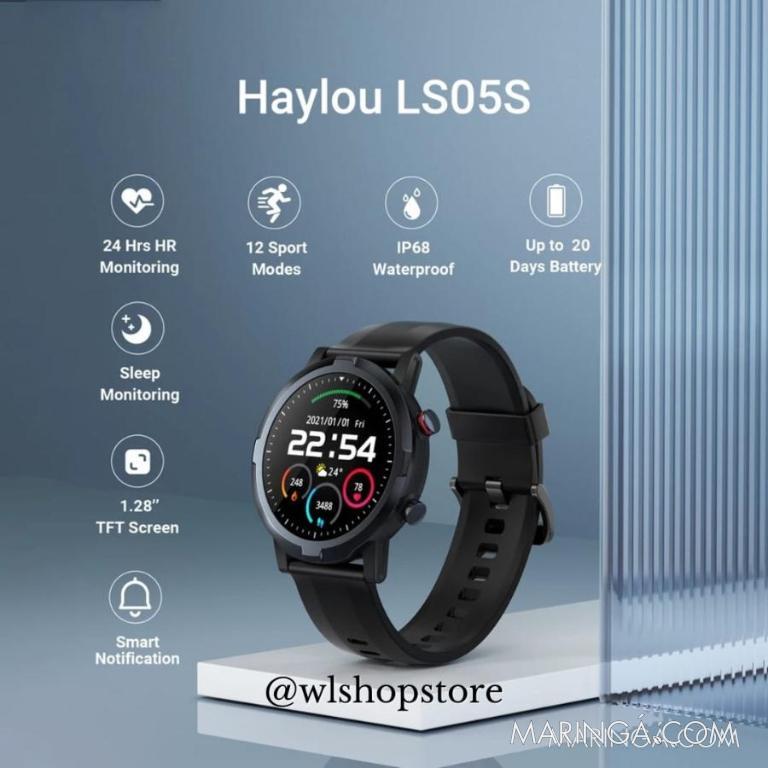 Smartwatch Haylou Ls05S RT