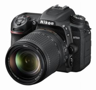 Nikon D7500 18-140mm ED VR Kit DSLR cor  preto Nikon D7500 18-140mm ED VR Kit DSLR cor  preto Novo  |  89 vendidos Nikon D7500 18-140mm ED VR Kit DSL