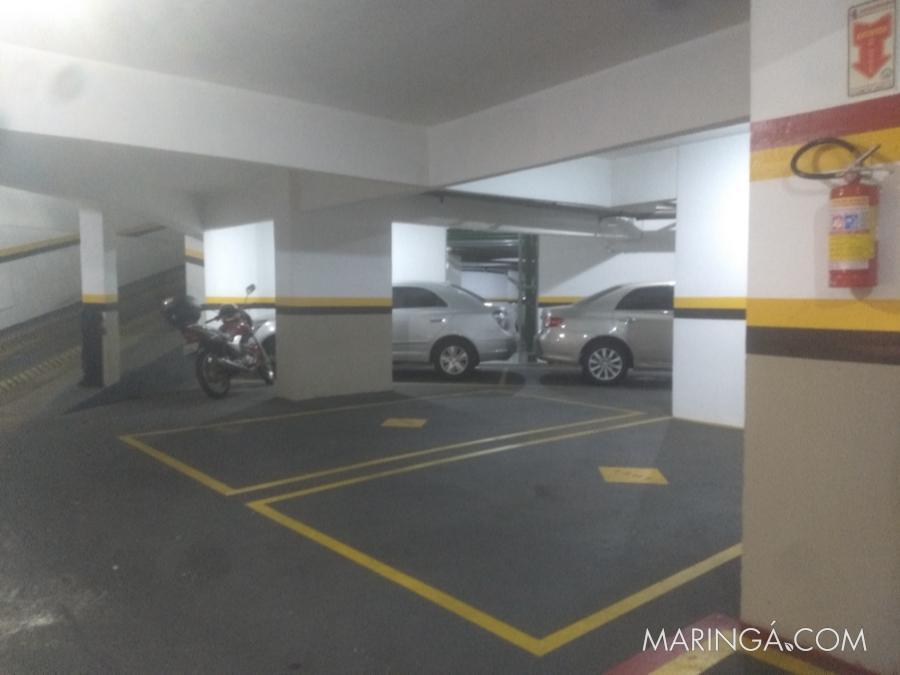 ALUGA-SE APTO. ED. PETRÓPOLIS CENTRO DE MARINGÁ