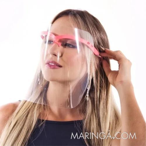 Máscara Face Shield Adulto