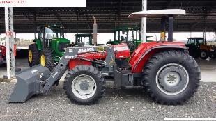 Trator Massey Ferguson 275 4x4 ano 2005 com Conjunto de Concha STAR